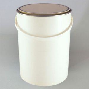 Cilíndrico HYBRID (plástico + metal) 04 Litros