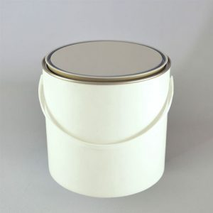 Cilíndrico HYBRID (plástico + metal) 2,5 Litros