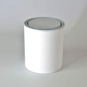 Cilíndrico HYBRID (plástico + metal)  750 ml.