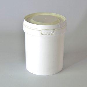Cilíndrico Plástico de 750