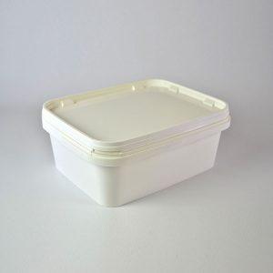 Cubeta Plástico 2,5 con asa de plástico