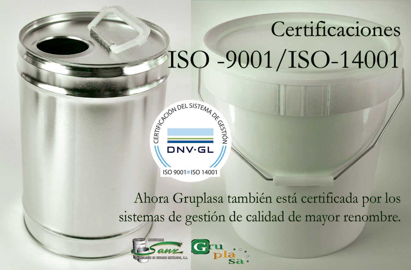 certificaciones iso-9001/iso-14001