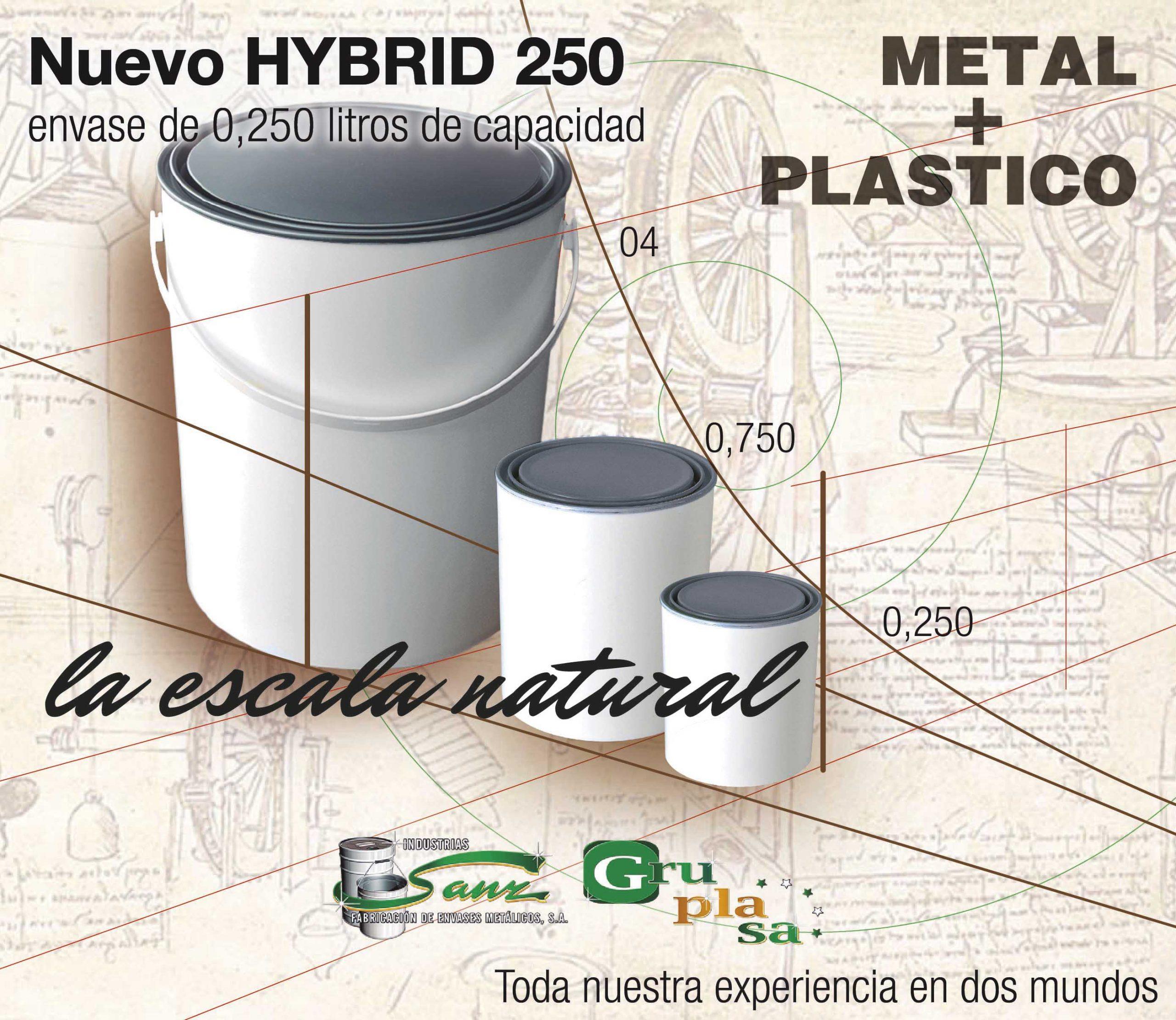 HYBRID 250 ml