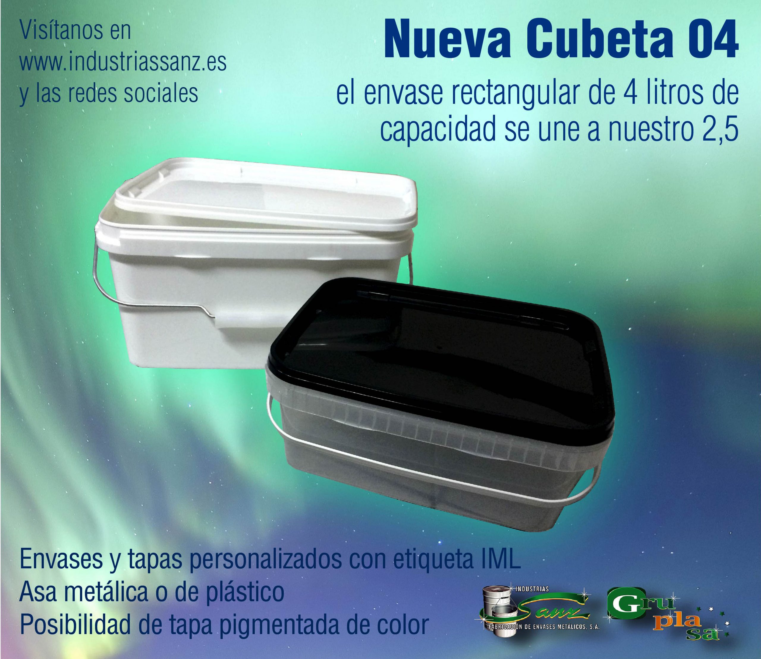 Cubeta 04